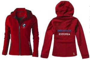 Estonian Dressage softshell