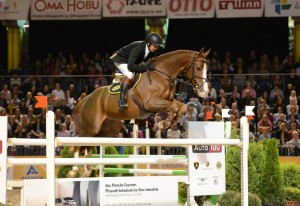 Rein Pill ja A Brok Tallinn International Horse Showl_autor Gerlin Kess
